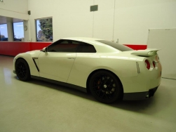 12. The end result is a very nice R35 GTR tinted in Solar Gards HP Supreme film. One happy owner!