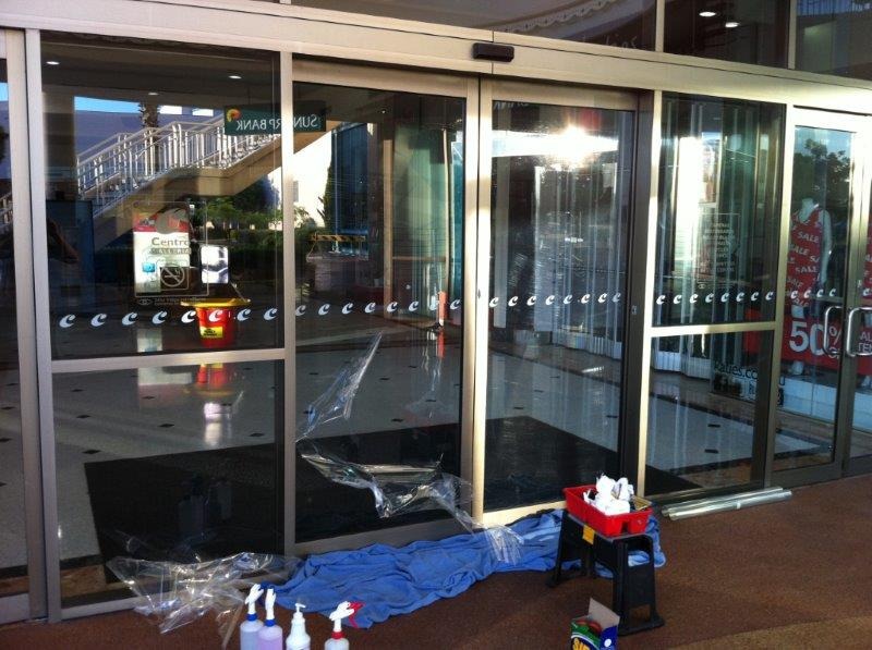 anti graffiti tint perth