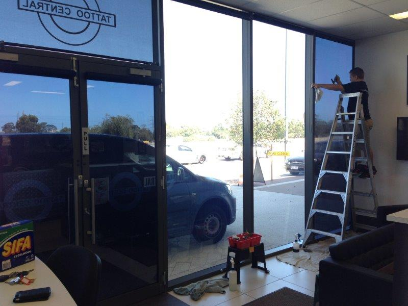 residential commercial tint perth