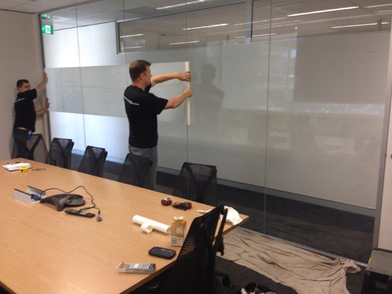 home office tinting perth