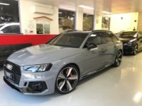 Audi RS4 Window Tinted using 3M Color Stable Film