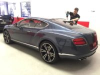 Bentley GT Window Tinted using 3M Color Stable Film