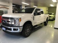 Ford F250 Window Tinted using 3M Color Stable Film