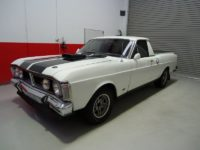 Ford Falcon XT Ute Window Tinted using 3M Color Stable Film
