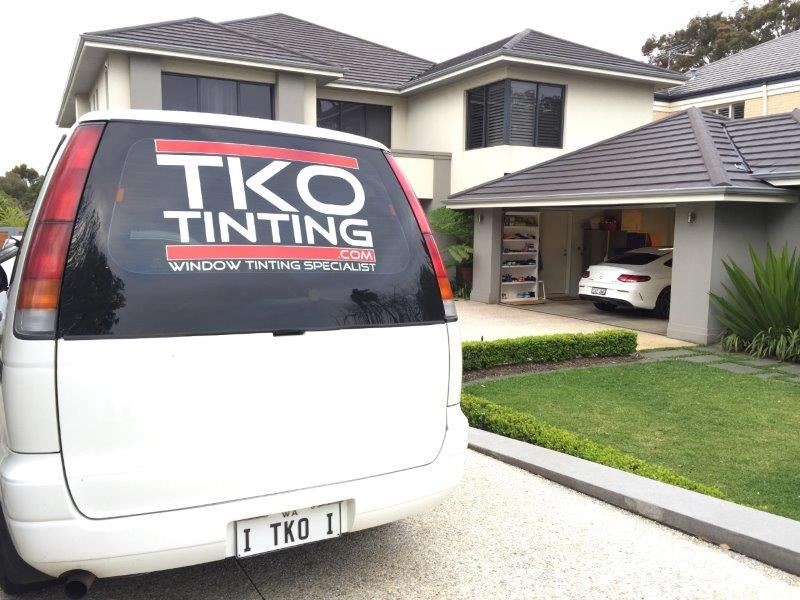 Home & Office tint perth
